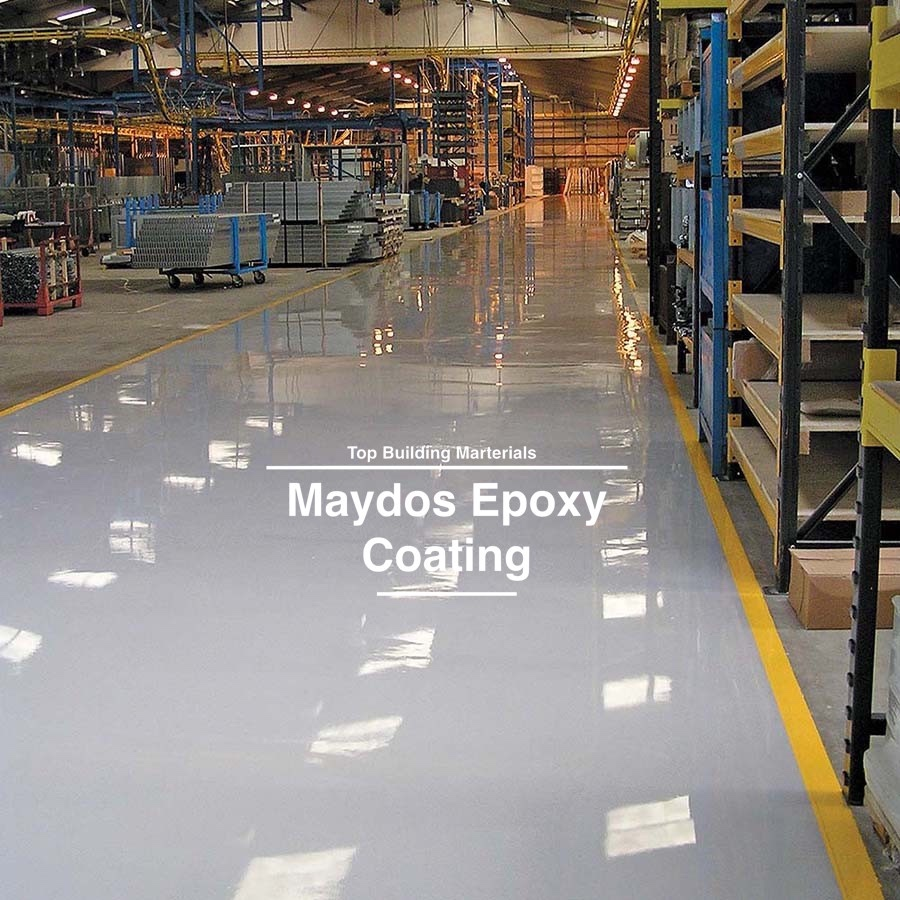 Heavy duty warehouse epoxy excel floor paint