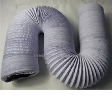 PVC aluminum portable air conditioner ducting supplies flexible vent hose