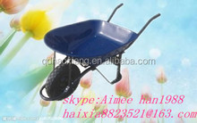 Pneumatic wheel Wheel type and metal tray material electric wheelbarrow