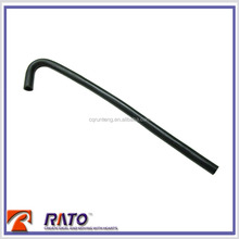 Factory price 200cc motorcycle exhaust pipe for sale