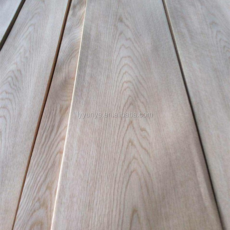 2015 Hot Product -- White Oak Veneer For Decoration/other timber type/prefabricated house/solid wood board/modular home