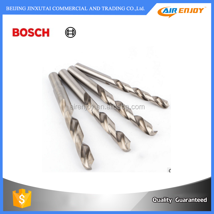 chinese agent wholesale BOSCH HSS parallel shank twist drill bit 1-13MM