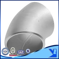 high precision alloy steel pipe elbow with high quality