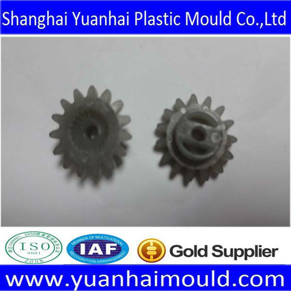 custom plastic parts supplier---currency counter parts--plastic gear