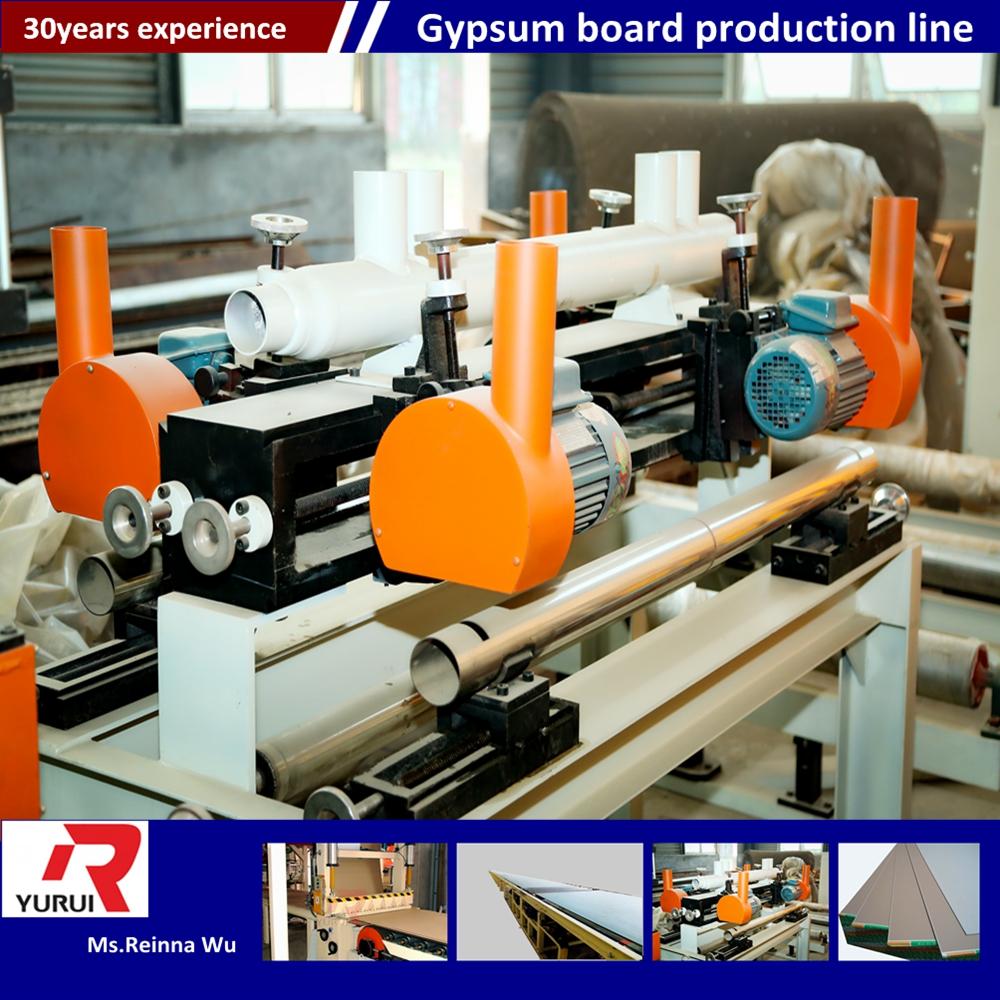 gypsum board manufacturing process pdf