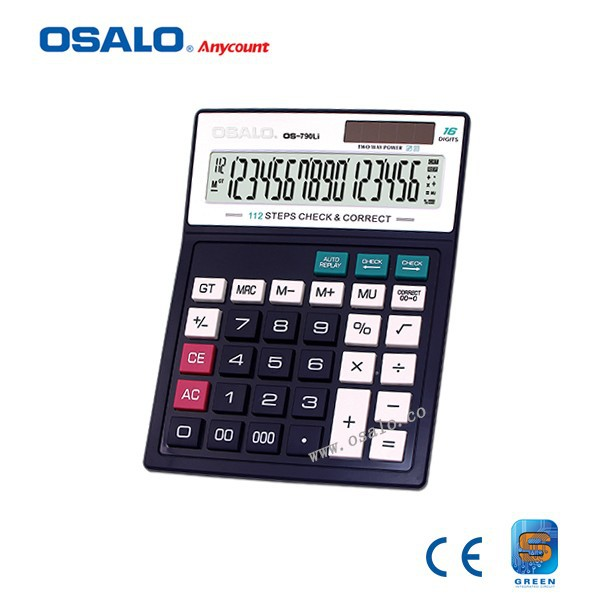 OS-790Li Factory 16-digit calculator cheapest