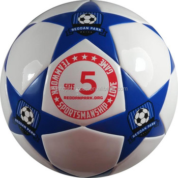 Thermal bonded soccer ball Foot ball Official Size 5 for Professional match/ training