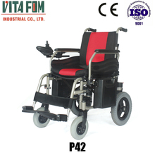 CE Approval Electric Mobility Wheel Chair