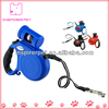 Retractable Dog Leash For Car Pet Products with Bag Holder