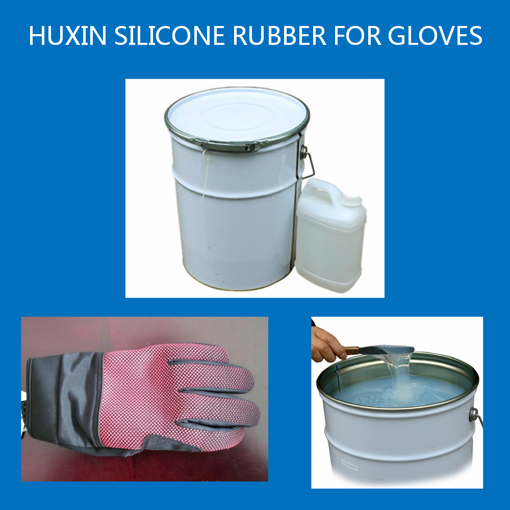 High Quality Gloves Silicone Rubber TCS-1310C