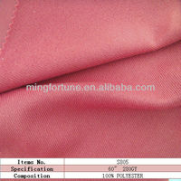fabric 4 way stretch/elastic polyester