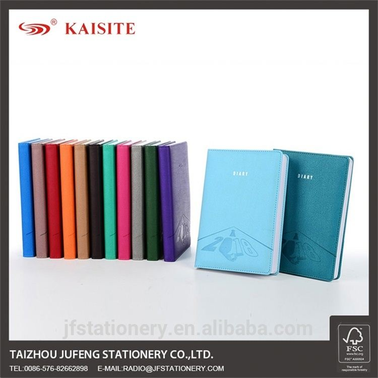 colorful PU leather leather address books