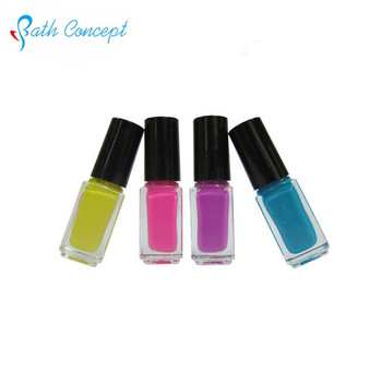 Factory OEM ODM color organic breathable nail polish