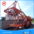 Factory directly sell 25T weight automatic concrete mixer tractor