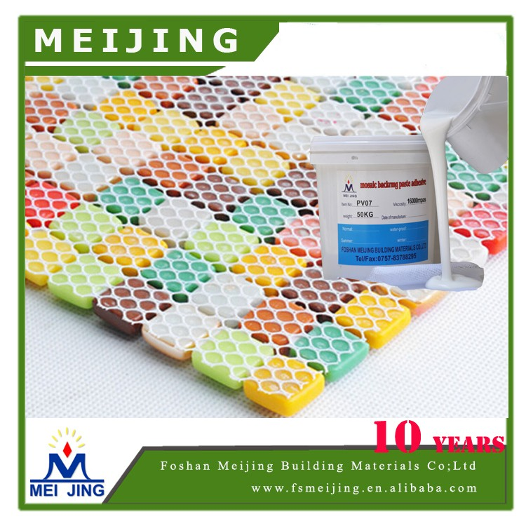 best glue for mosaics export from China supplier