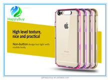 No.01 selling for iphone case incoming call with twinkle light for iphone6/6plus cell phone case PC+TPU material case for iphone
