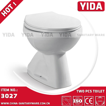 toilet bowl _madalena toilet_ wash down WC