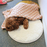 Attractive fashion newly design pet dog heating bed mat