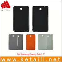 "Factory Hard Blank PC Tablet Case for Samsung Galaxy Tab 3 7.0"" Made in China"
