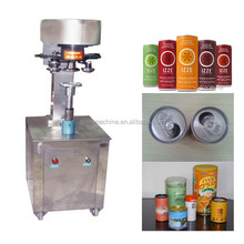 the new technology stainless steel semi automatic can seamer seaming machine sealing machine