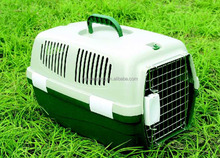 Pet air box, cat and dog cage large portable air transport box, out box cat air box.