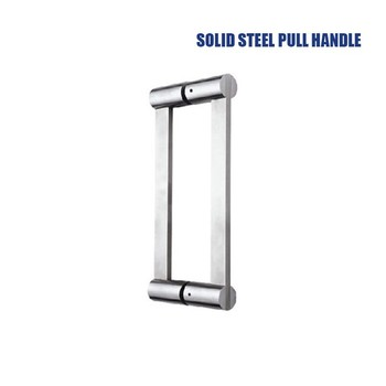 exceptional quality glass door long pull handle
