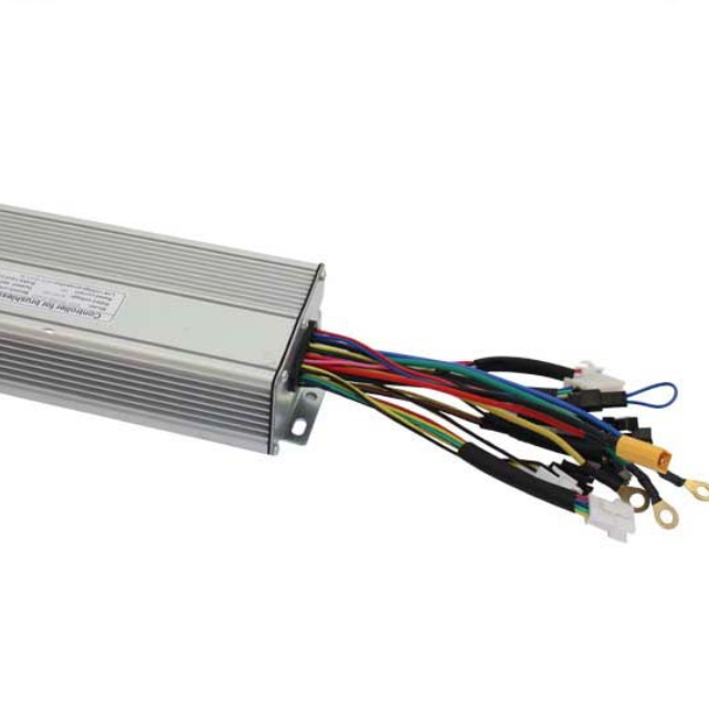factory price72V 3000W brushless intelligent motor controller