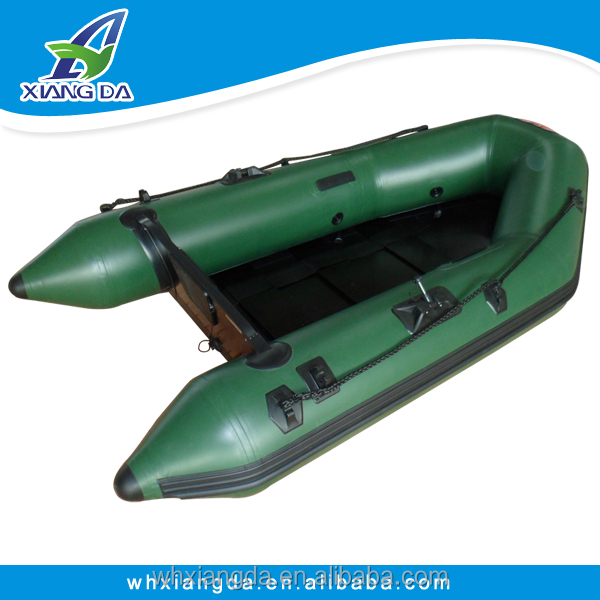Wholesale fishing pontoon online buy best fishing for Inflatable pontoon boat fishing