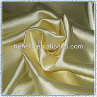 shiny 150D spandex polyester satin fabric