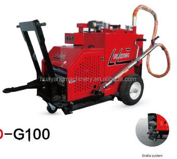 crack repair potting machine concrete joint sealing machine pitch quality surface crack processing road surface crack repair