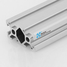 Scratch and corrosion-resistant PG20 2040 6 t slot aluminum profile system