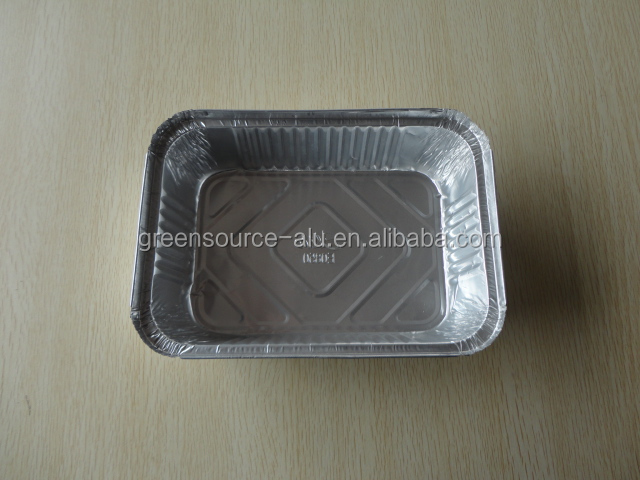 Disposable Aluminium Foil Bowl For Food