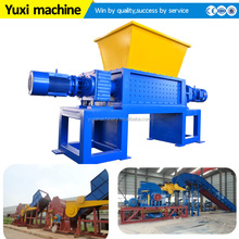 Good Quality double shaft Plastic film crusher with CE Standard|plastic bottle crusher|foam crusher price