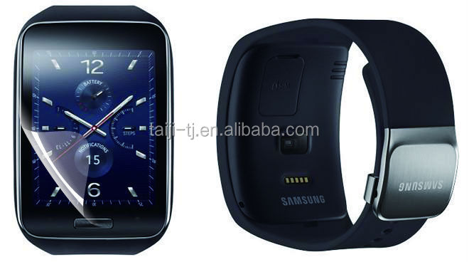 Ultra Clear & AR Screen screen protector for Samsung Gear S
