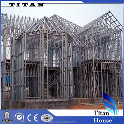 Easy Assembly Prefab Steel Structure Metal House