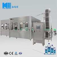 Complete RO Water Treatment Bottling Plant