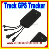 GPS Tracker With Car remote starter