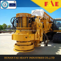 FAR20 Integrated Crawler blasthole drilling rig in Tantalum mining or coltan mining with best price