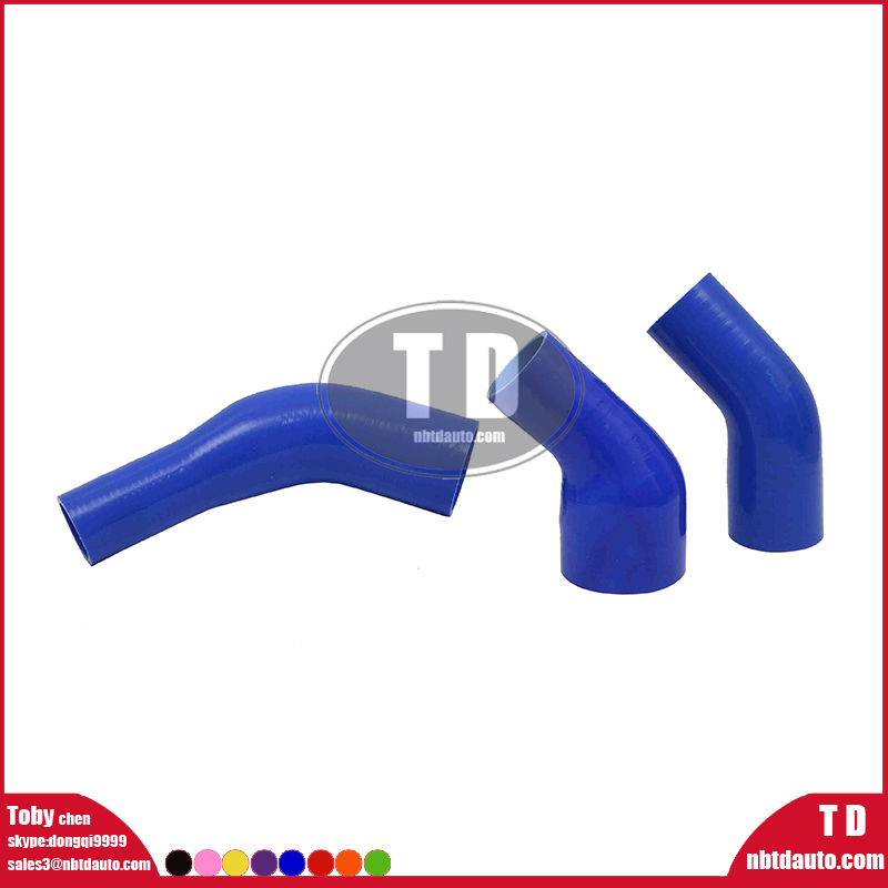 45/90/135/180 degree reducer elbow silicone hose professional manufacturer