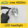 Best Selling Car Accessories cree Led H4 H13 High Low H7 Bulb led headlight