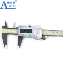 AICEYI 150mm 6 inch electronic digital vernier calipers