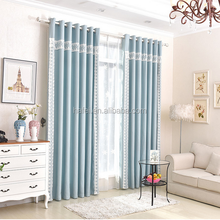 latest luxury curtain window styles grommet blackout curtain fabric