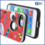[GK] Colorful Print Epoxy Skin Electroplating PC+TPU 3 in 1 Case For iPhone 7 Cover
