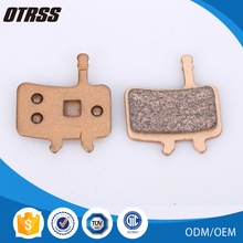 Competitive price otrss brand sintered metal disc pads for bike braking