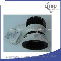 AC90-260V LED 7W Aluminium down light