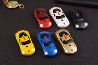 Low cost 1.44 inch small size car model mobile phone F5 celluar