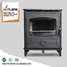 GR910 Best contemporary indoor smokeless steel plate 10kw wood burning stove