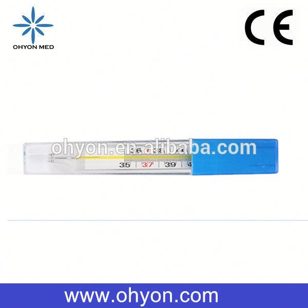 High volume veterinary thermometer