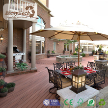 Hot Sales China Decking Wood Plastic Composite Engineered Flooring for outdoor living project