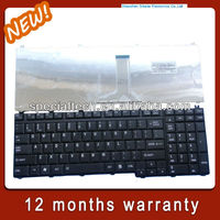 OEM Replacement Laptop Keyboard NSK-TBA01 for Toshiba Satellite P300 L350 L355
